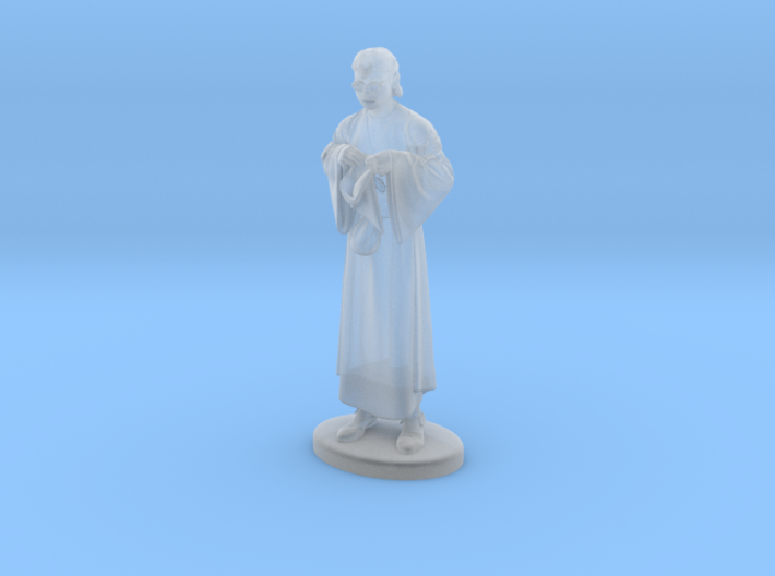 Presto the Magician Miniature 3d printed