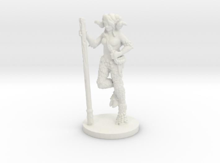 Satyress 3d printed