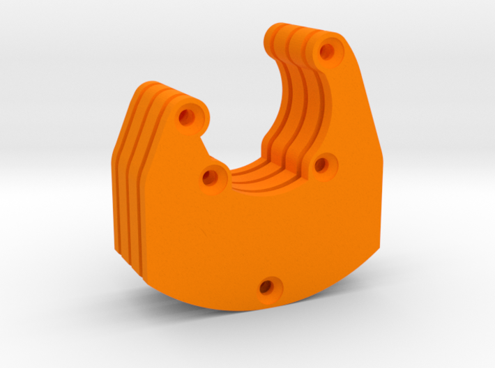 Margouillat | Front weight carrier 3d printed
