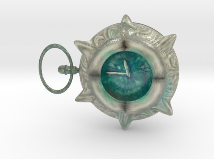 Pocket watch of Stardust 3d printed