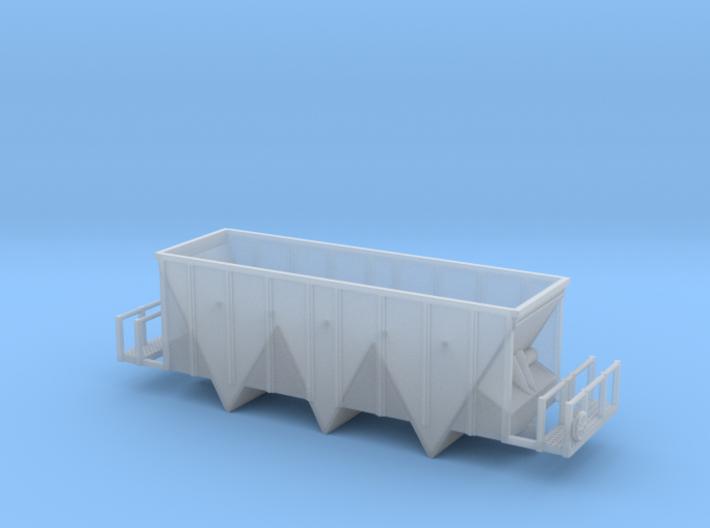 Aggregate Gondola III - Zscale 3d printed