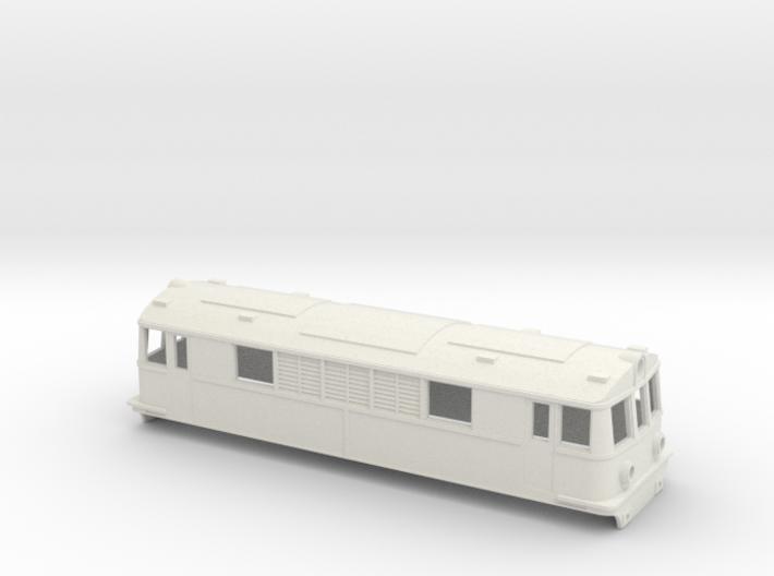 Swedish BJ/GDJ/SJ electric locomotive type O/Bk - 3d printed