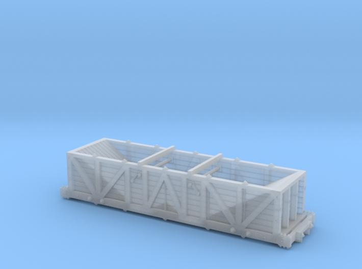 EBT Wood Hopper HOn3 3d printed