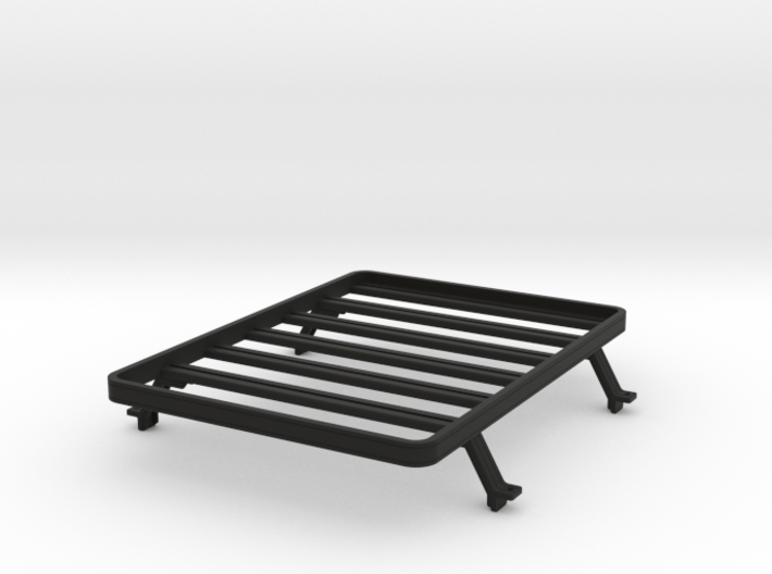 FR10025 Slimline II Bed Rack 4.8 x 6.5 3d printed