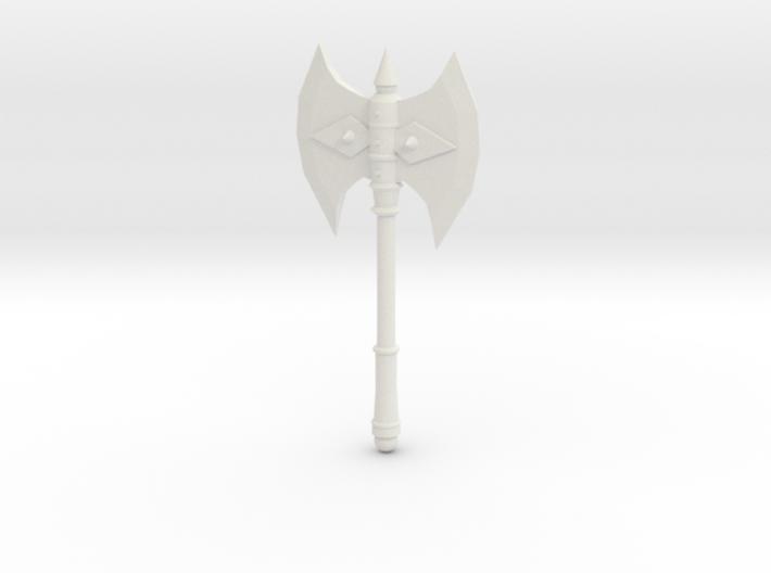 battle axe 2 3d printed