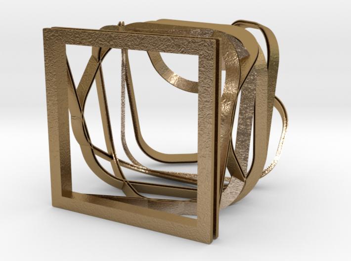 Sculpture nº3 3d printed