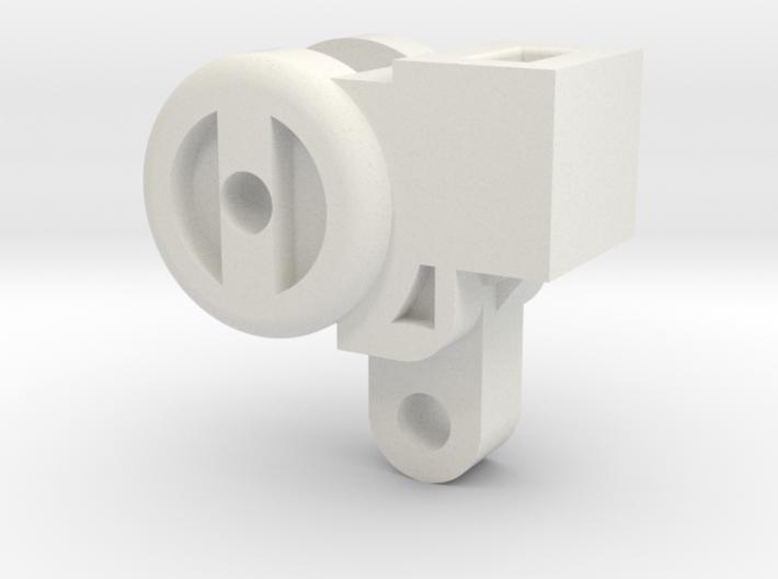 Transformers Combiner Wars Knee Replacement 3d printed