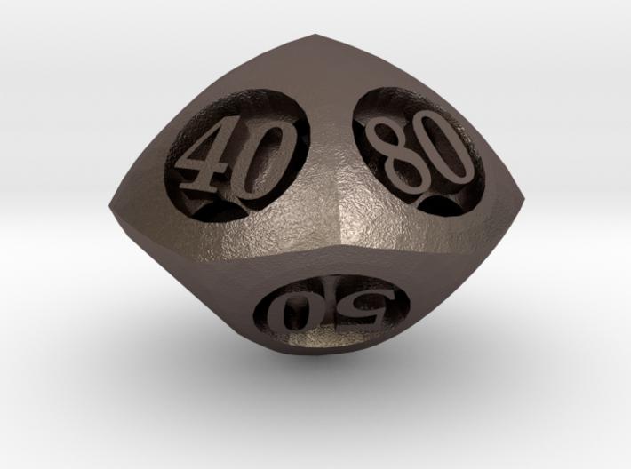 Overstuffed Decader d10 3d printed