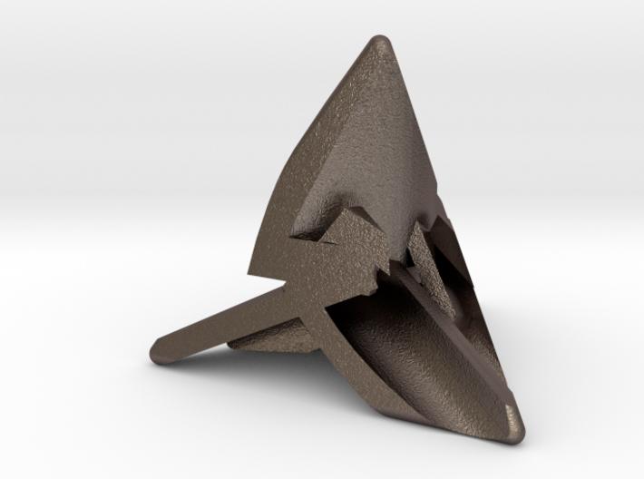 Frameless D4(Large) 3d printed