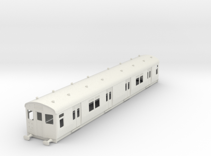 o-32-lner-single-luggage-motor-coach 3d printed