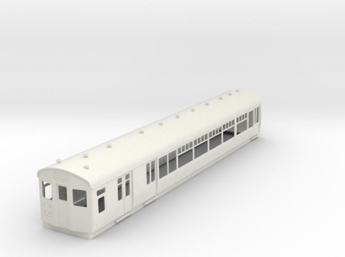o-32-lner-lugg-motor-3rd-coach 3d printed
