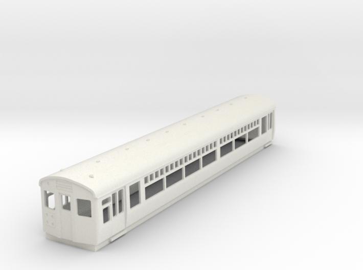 o-76-lner-driver-3rd-coach 3d printed