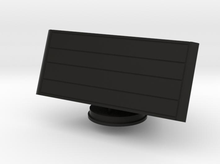 1:48 scale Smart L 3d printed