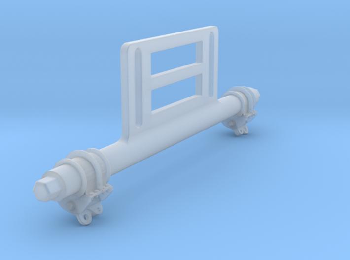 1:7.6 Ecureuil AS 350 / Landingframe Part 06 3d printed