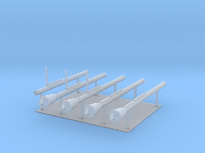 panzerfaust 30 klein 3d printed