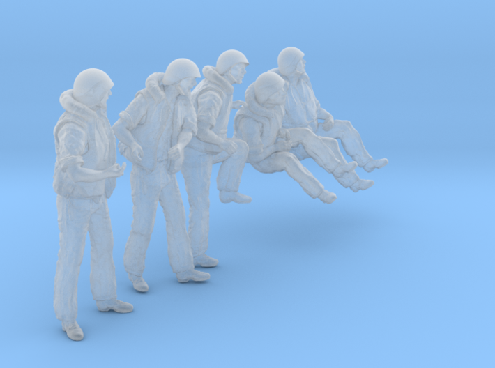 1/35 USN Officers Kapok Set422-06 3d printed