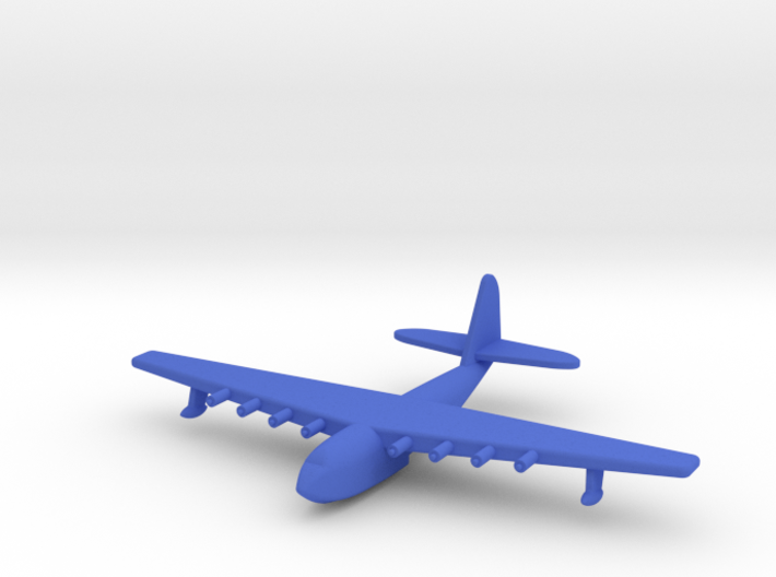 1/1200 Spruce Goose 3d printed