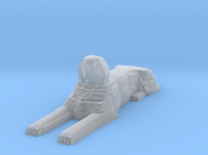 Sphinx 3d printed