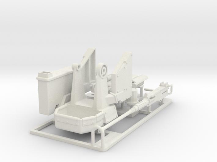M153 CROW 1/9 3d printed