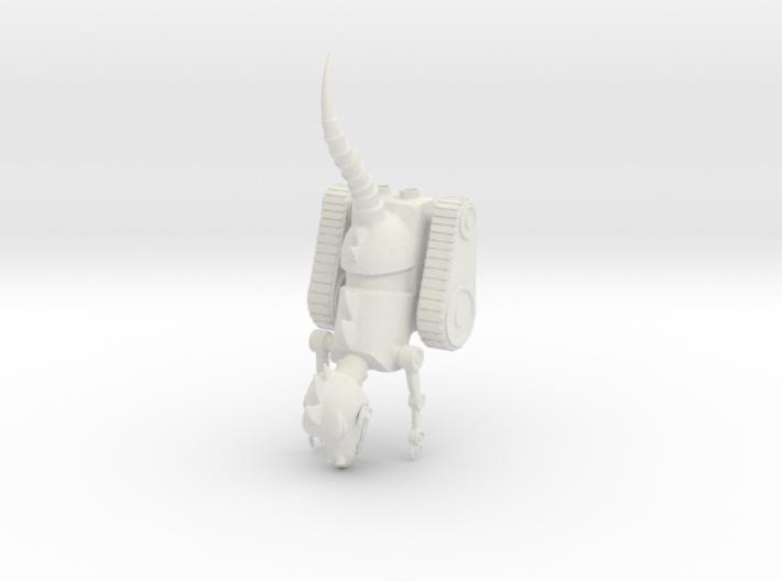 Clankosaurus 3d printed Clankity-Clank-Clank