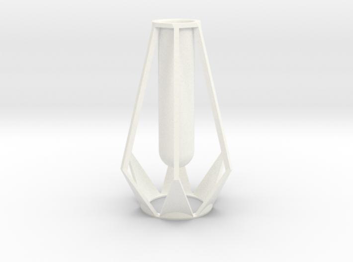 Star Vase 3d printed