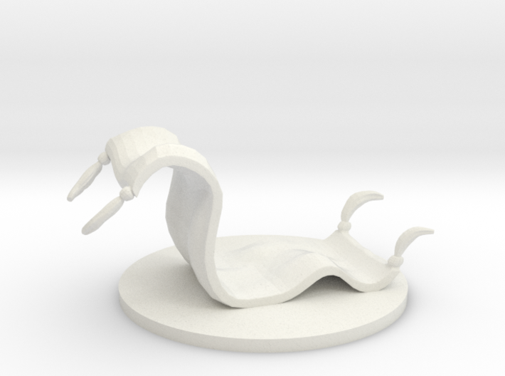 Rug of Smothering 3d printed