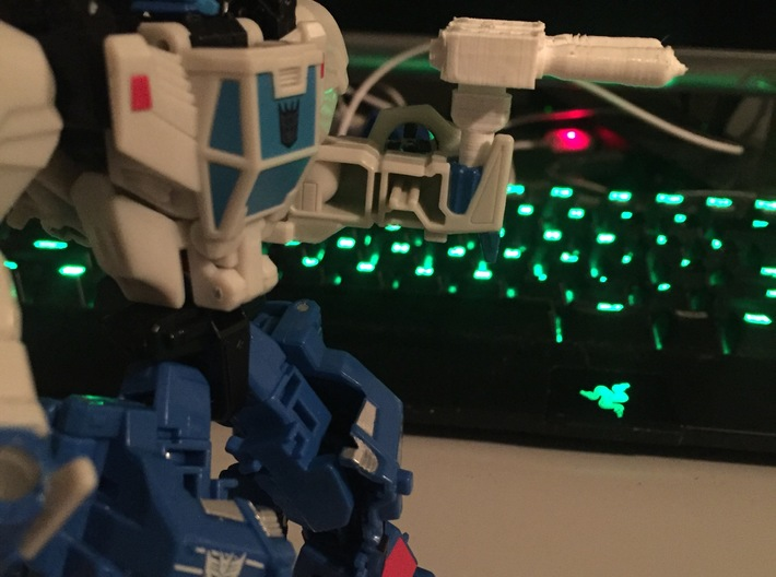 Power of the Primes Battletrap Weapon 3d printed