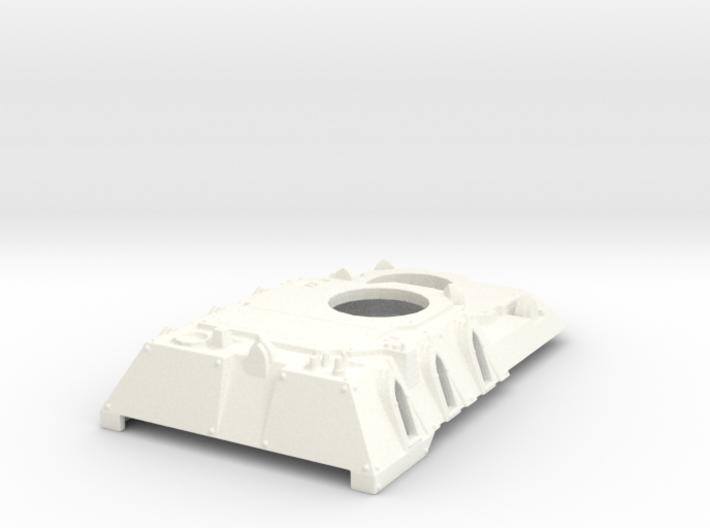 Heavy Transport Conversion - Open Windows 3d printed