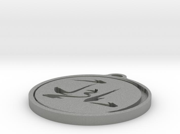 Jest3r Lab Pendant 3d printed