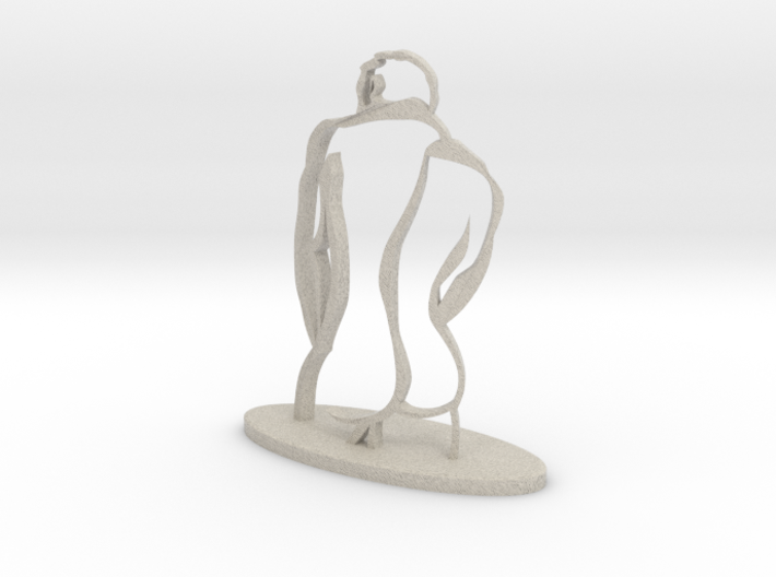 Seclusive Soul 3d printed