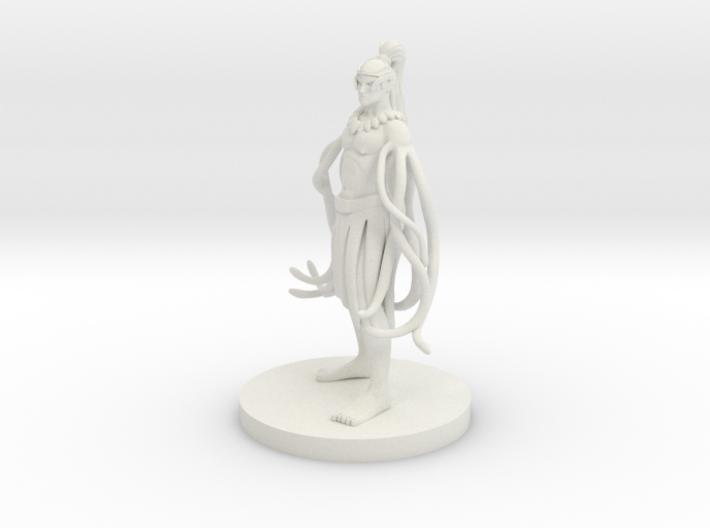 Yuan-Ti Pit Master 3d printed