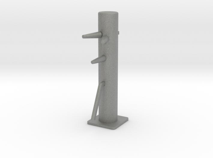 Desktop Mini Wooden Dummy 3d printed