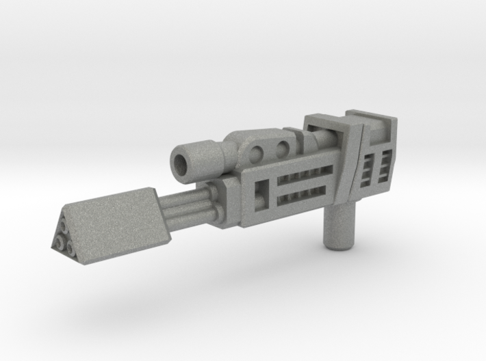Autobot Jackpot's Heat Induced Photon Rifle 3d printed