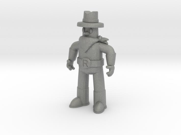 "Ranger Guy 2"" Figurine (Best of All the Guys!) 3d printed"
