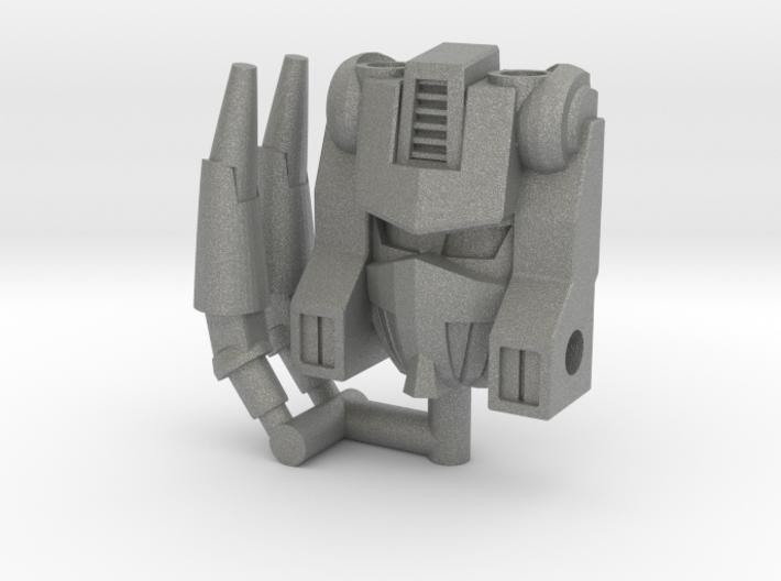Sari Titanmaster Face (Titans Return) 3d printed