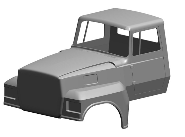 FORD-LTL9000 3d printed