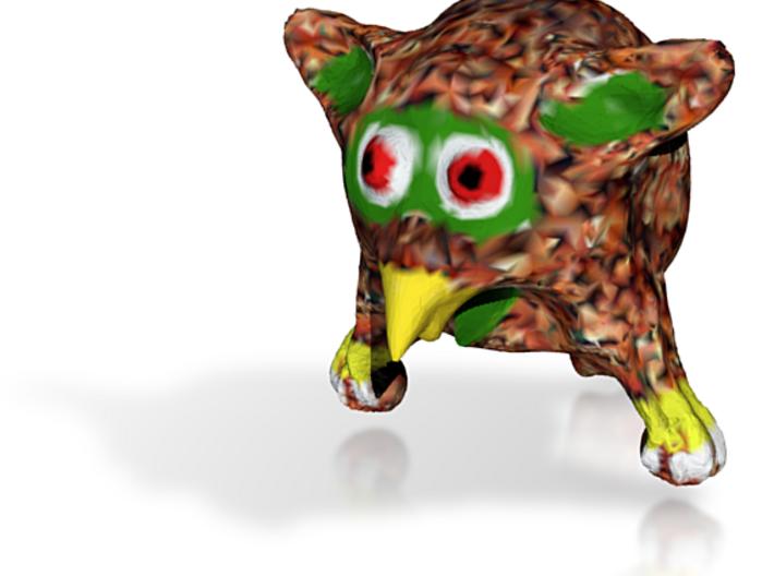 Owlish Desk Doo-Dad 3d printed