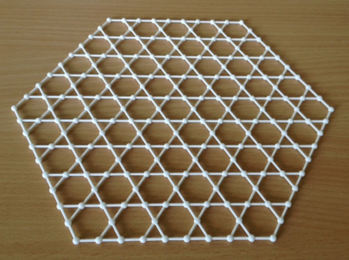 kagome lattice 3d printed