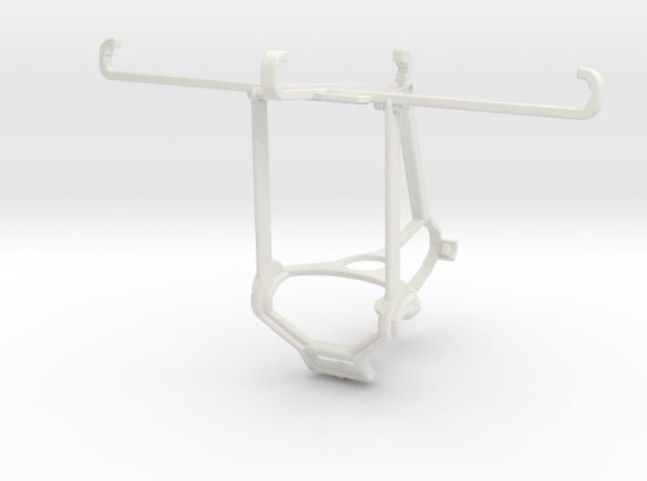 Controller mount for Steam & QMobile Noir Z9 Plus 3d printed