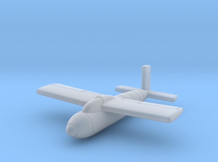 (1:200) Messerschmitt Me P.1103/II 3d printed
