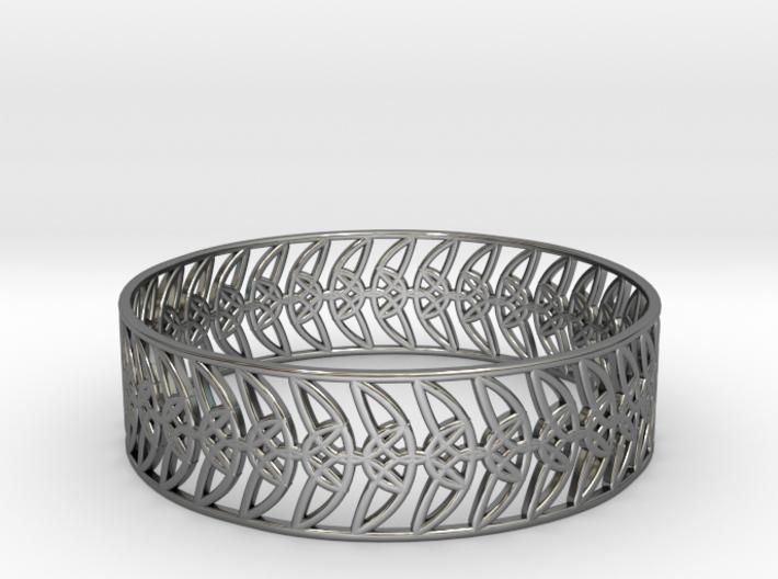 Enneper Curve Bracelet (004) 3d printed
