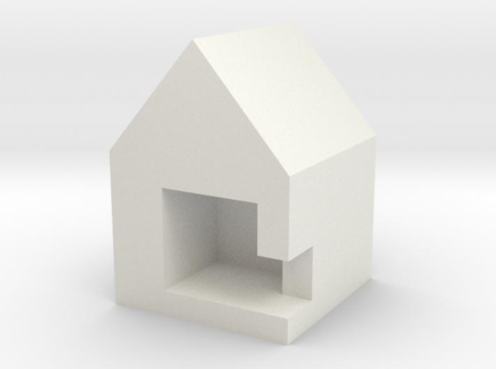 home 3d printed
