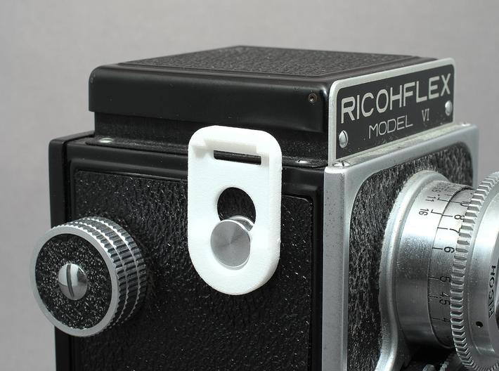 Strap Adapter for Ricohflex 3d printed