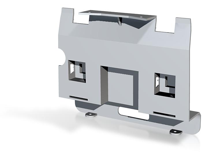 Tamiya 1:14 AROCS Interior with bed / Fahrerhausbo 3d printed