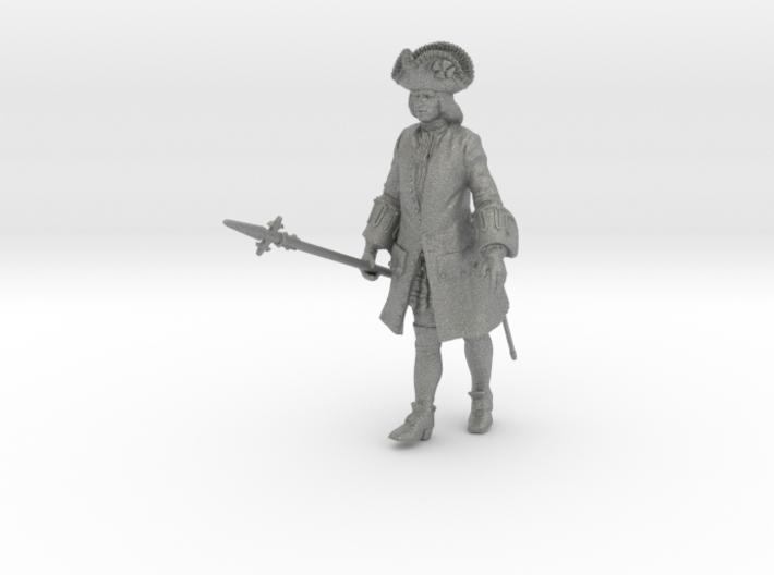 Officier karrer/hallwyll 3d printed