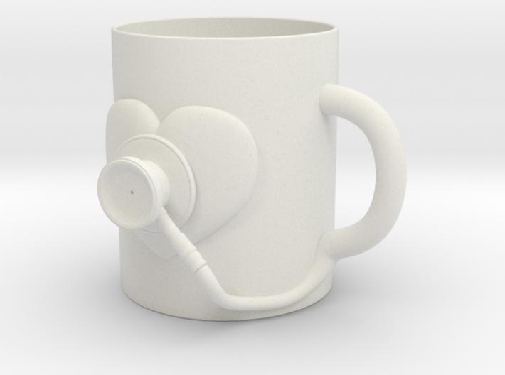 Coffee Mug - Healthcare 3d printed