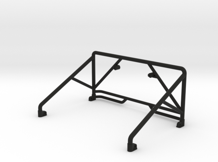 JK Roll Bar V2 3d printed