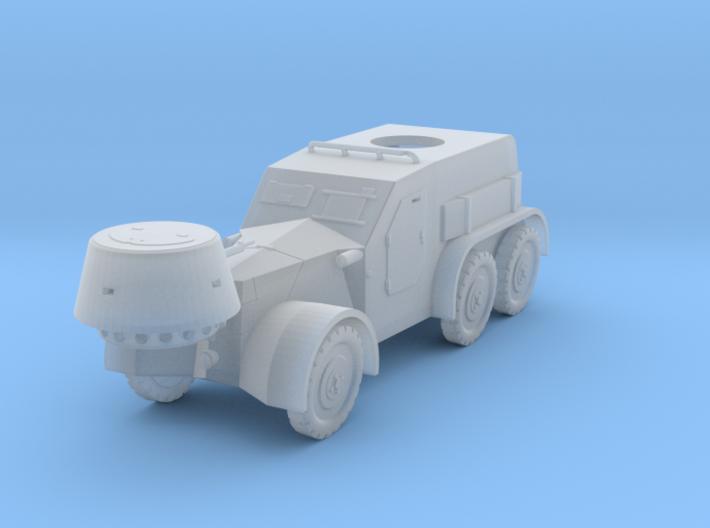 1/56th (28 mm) scale Tatra OA vz. 30 3d printed