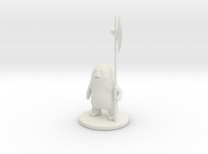 Saga Ghüs figure 3d printed