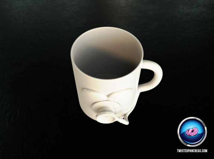 Coffee Mug - Healthcare 3d printed